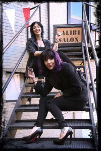 Alibi Salon Owners
